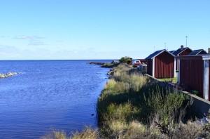 Kåre Hamn, sommartid ett levande fiskeläge