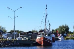Antalet fiskare krymper