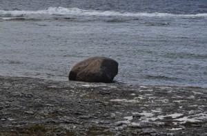 En bild av ensamhet