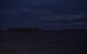 Löjfiske i Bottenviken 2014